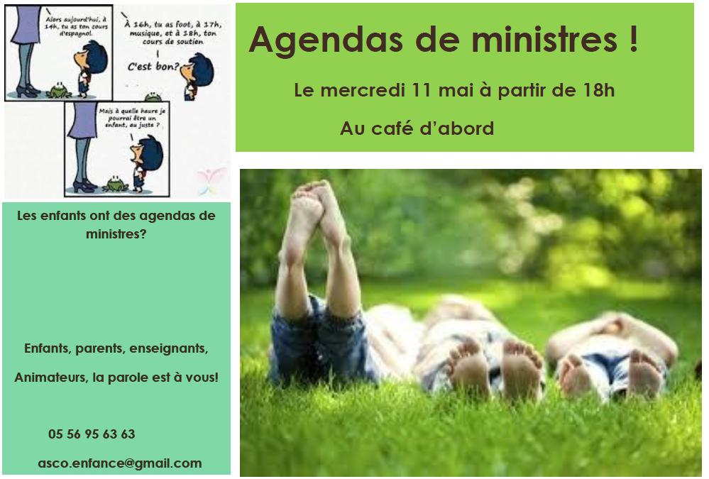 Agendas_ministres